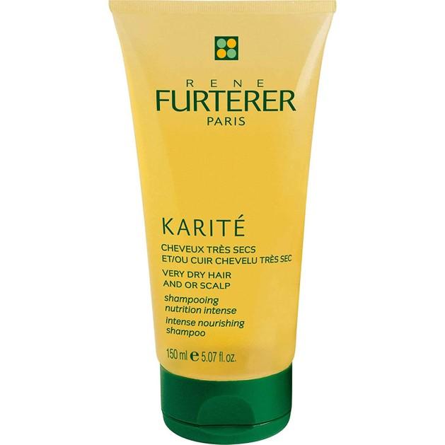 Rene Furterer Karite Σαμπουάν Εντατικής Θρέψης για Πολύ Ξηρά Κατεστραμμένα Μαλλιά 150ml