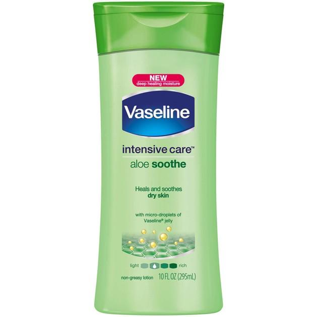Vaseline Λοσιόν Σώματος Aloe Soothe 200ml