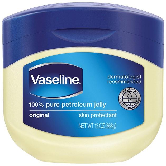 Vaseline Pure Petroleum Jelly Original Κρατά Την Επιδερμίδα Ενυδατωμένη Για Ώρα 100ml