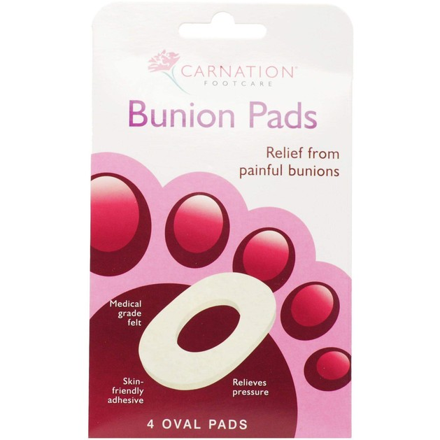 Carnation Bunion Pads 4τμχ - Vican