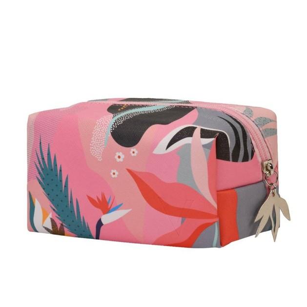 Δώρο Vichy Pouch Spring Pink 1 Τεμάχιο