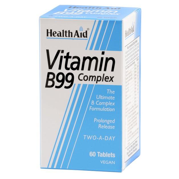 Health Aid B99 Complex 60tabs