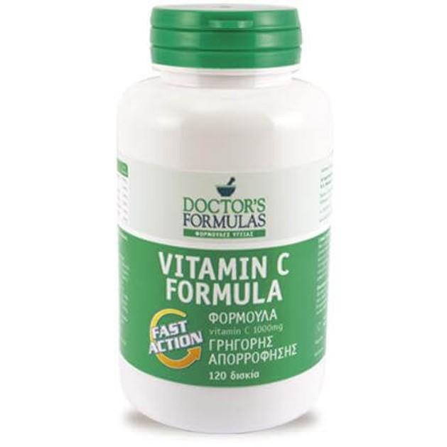 Doctor\'s Formulas Vitamin C Formula Fast Action 120caps