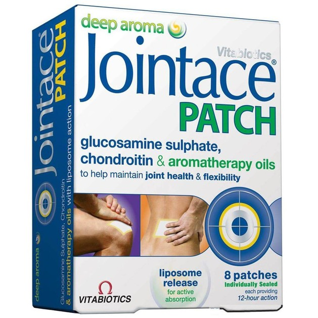 Vitabiotics Jointace Patch 8 τεμάχια