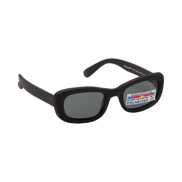 EyeLead Γυαλιά Ηλίου Παιδικά με Μαύρο Σκελετό K1003