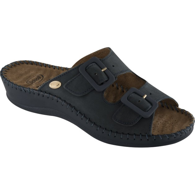 Dr Scholl Shoes Weekend Navy Blue Γυναικεία Ανατομικά Παπούτσια Χαρίζουν Σωστή Στάση & Φυσικό Χωρίς Πόνο Βάδισμα 1 Ζευγάρι