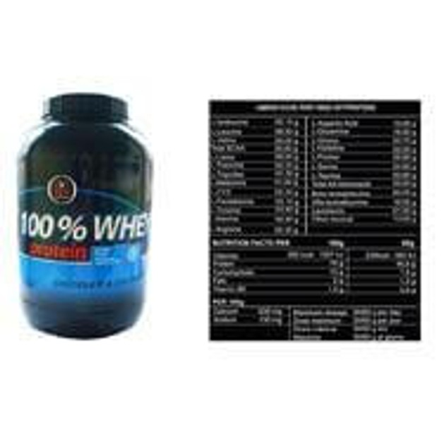 Oxygen Nutrition 100% WHEY 4000gr