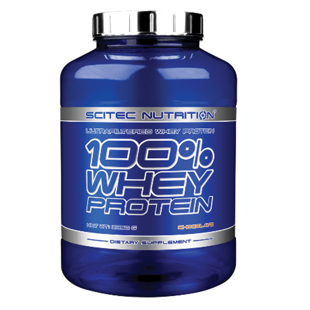 Scitec Nutrition Πρωτεΐνη 100% Whey Protein 2350gr
