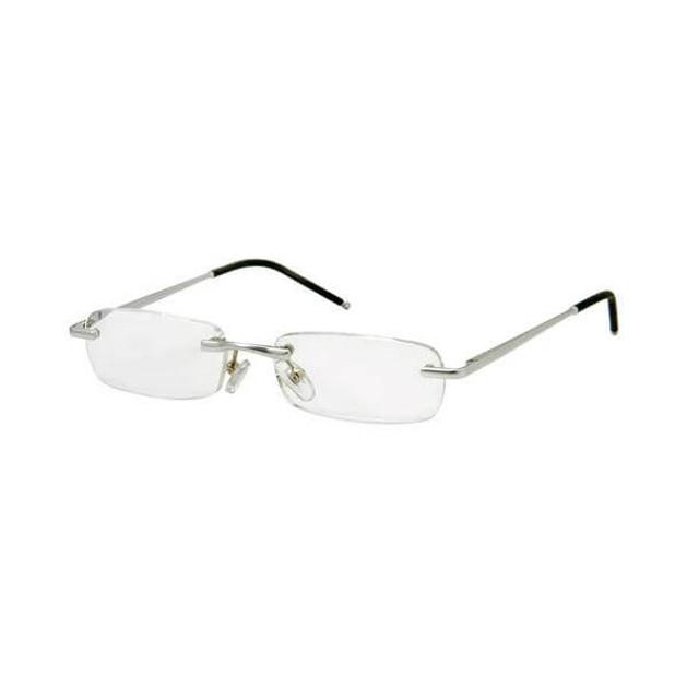 Eyelead Ανδρικά Γυαλιά Διαβάσματος Χωρίς Σκελετό Μεταλλικό E121