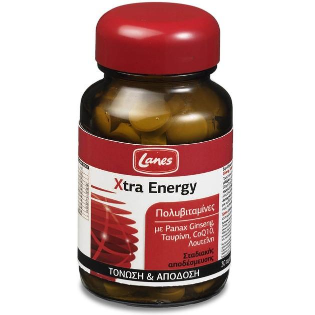 Xtra Energy 30tabs - Lanes