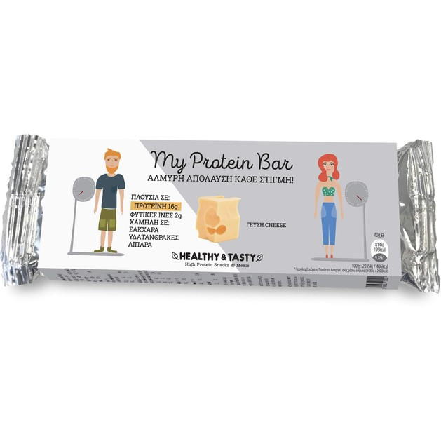 Power Health My Protein Bar Cheese 40gr