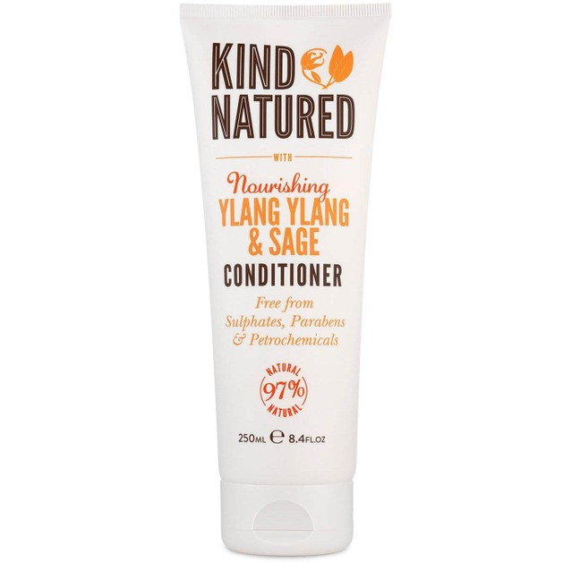 Kind Natured Nourishing Conditioner Ylang Ylang & Sage Μαλακτική Κρέμα Μαλλιών με Ylang Ylang & Φασκόμηλογια Ξηρά Μαλλιά 250ml