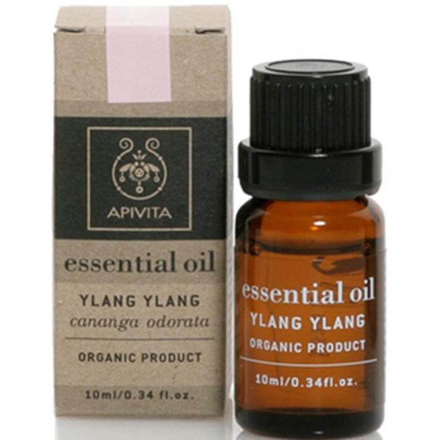 Apivita Essential Oil Ylang Ylang Υλάνγκ Υλάνγκ 10ml