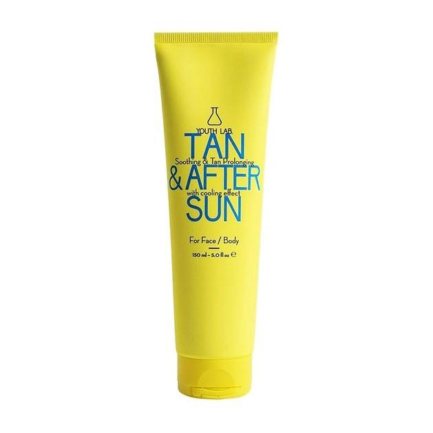 Youth Lab Tan & After Sun Soothing & Tan Prolonging with Cooling Effect Επανορθώνει και Καταπραΰνει τους Ερεθισμούς 150ml