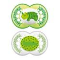 Πράσινο - Διάφανο