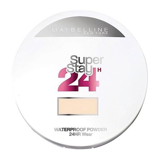 Maybelline Super Stay 24H Waterproof Powder Πούδρα Ανθεκτική στο Νερό και τον Ιδρώτα 9gr