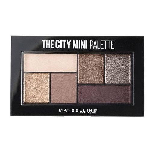 Maybelline The City Mini Palette 6gr