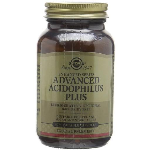 Solgar Advanced Acidophilus Plus veg.caps