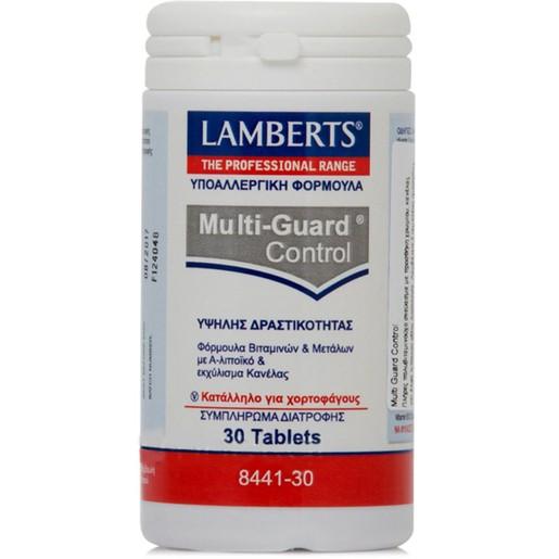Lamberts Multi-Guard Control