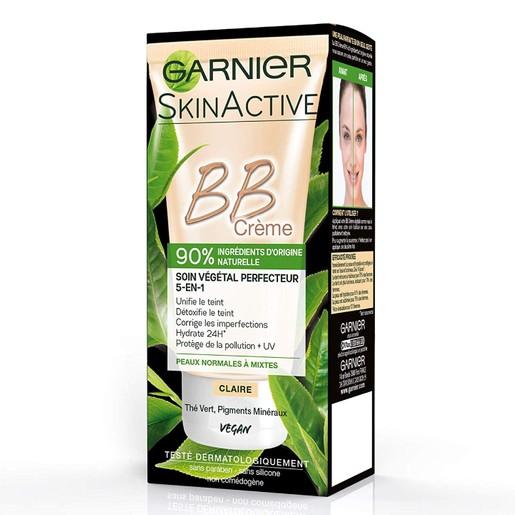 Garnier Botanical BB Moisturizer Cream 5 in 1 With Green Tea 50ml