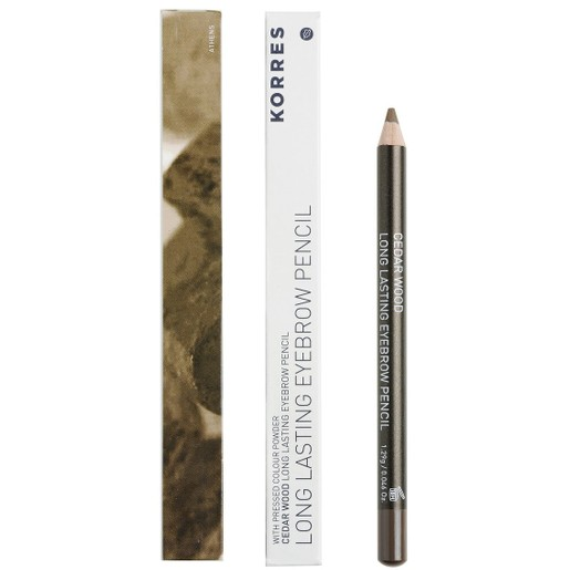 Korres Long Lasting Eyebrow Pencil 1.29gr