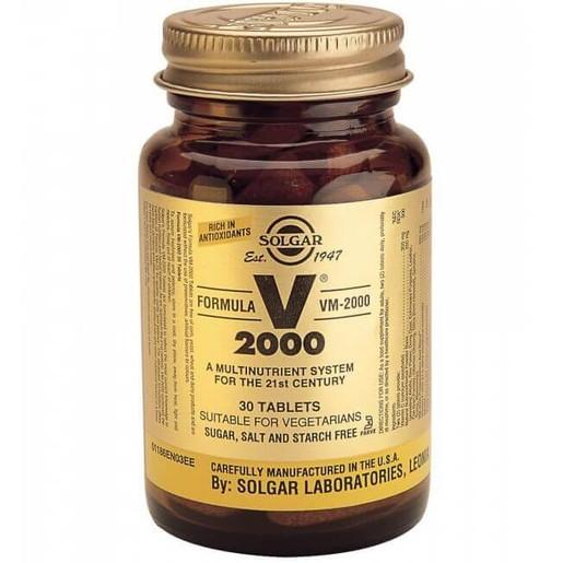 Formula VM-2000 tabs - Solgar
