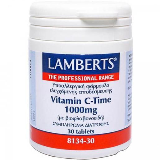 Lamberts Vitamin C Time Release 1000mg