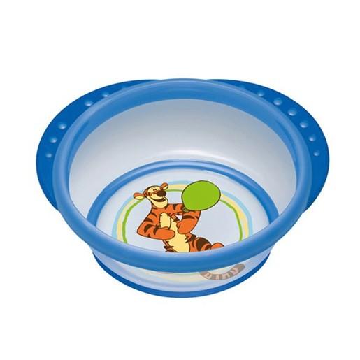 Nuk Easy Learning Disney Winnie the Pooh Πιάτο Φαγητού με Καπάκι 8m+ 1τμχ