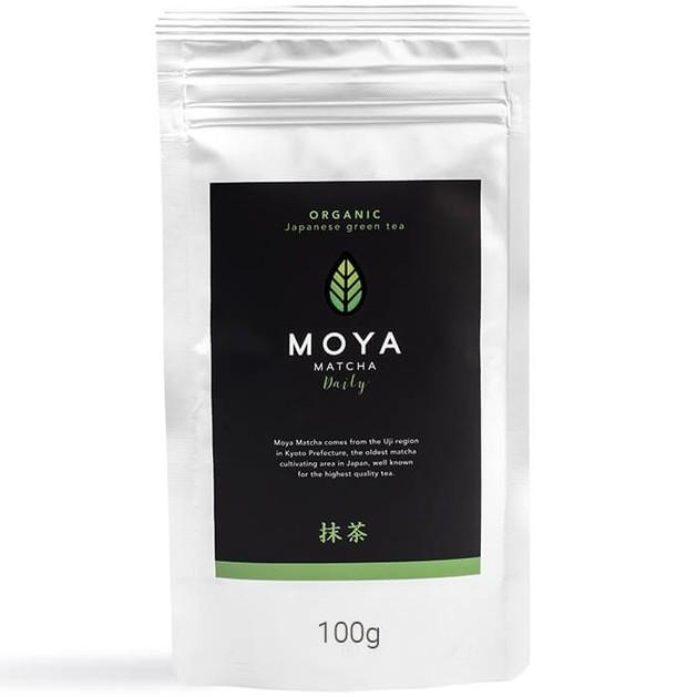 Moya Matcha DailyΟργανικό Γιαπωνέζικο Πράσινο Τσάι