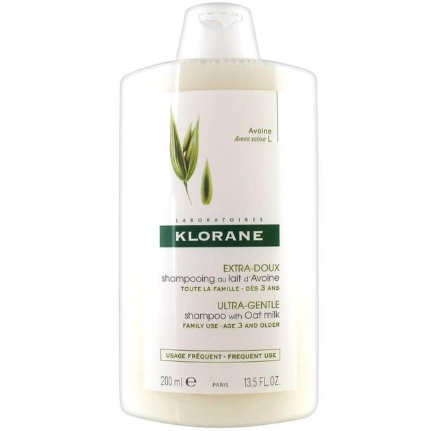 Shampooing au Lait d\'avoine 200ml - Klorane