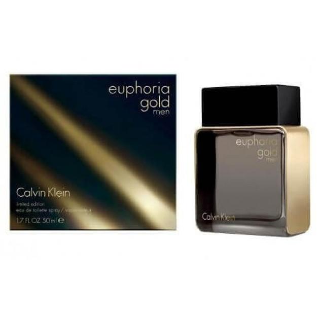 Calvin Klein Euphoria Gold Eau de Toilette 50ml