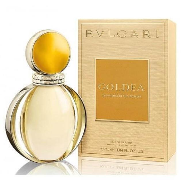 Bvlagri Goldea Eau De Parfum 90ml