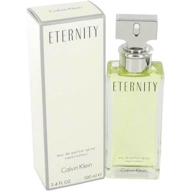 Calvin Klein Eternity For Woman Eau De Parfum 100ml