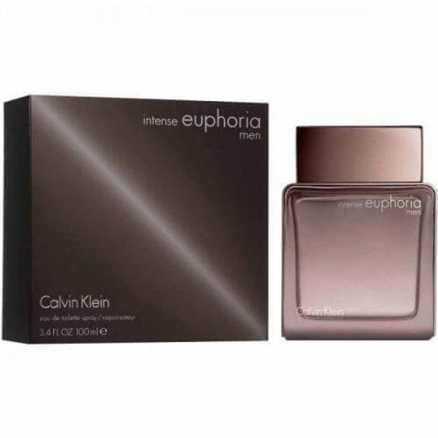 Calvin Klein Euphoria Intense For Men Eau De Toilete 100ml