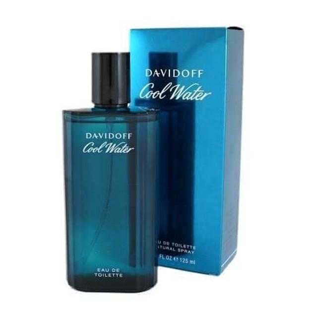 Davidoff cool water eau de toilette 125ml (man)