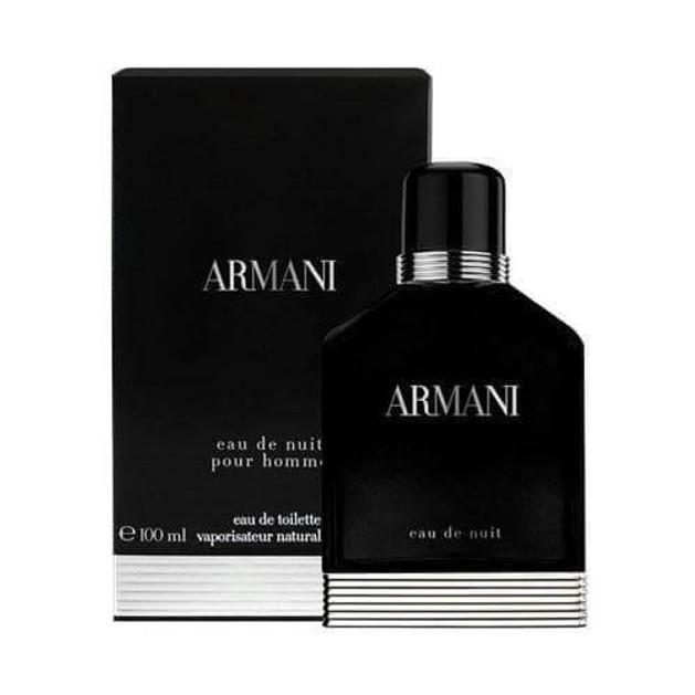 Armani Giorgio Nuit Eau De Toilete 100ml