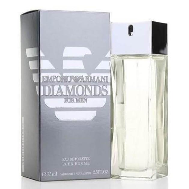 Armani Emporio Diamonds For Men Eau de Toilette 75ml