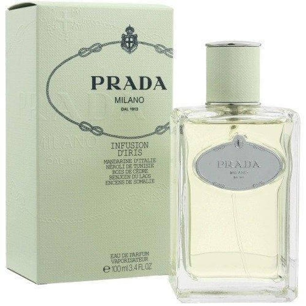 Prada Infusion D Iris Women Eau De Parfum 100ml
