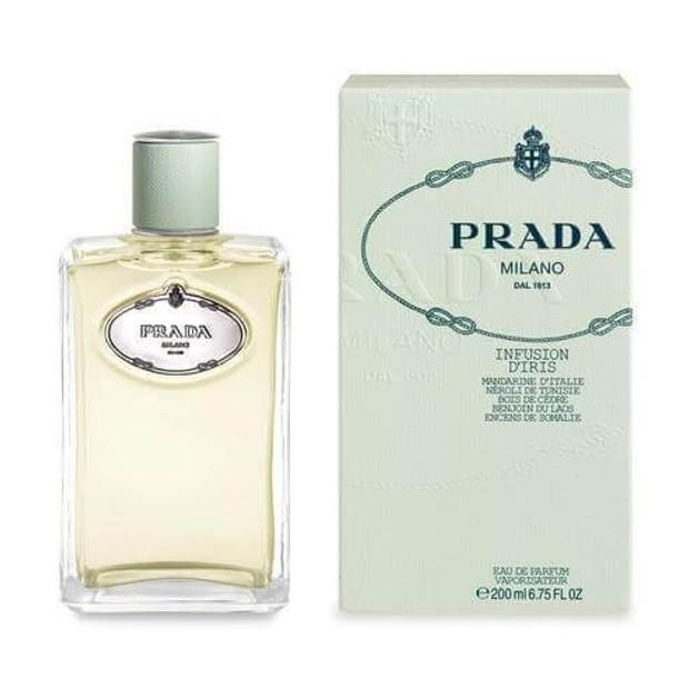 Prada Infusion D Iris Women Eau De Parfum 200ml