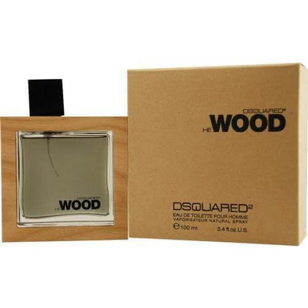 DSQUARED² He Wood eau de toilette 100ml