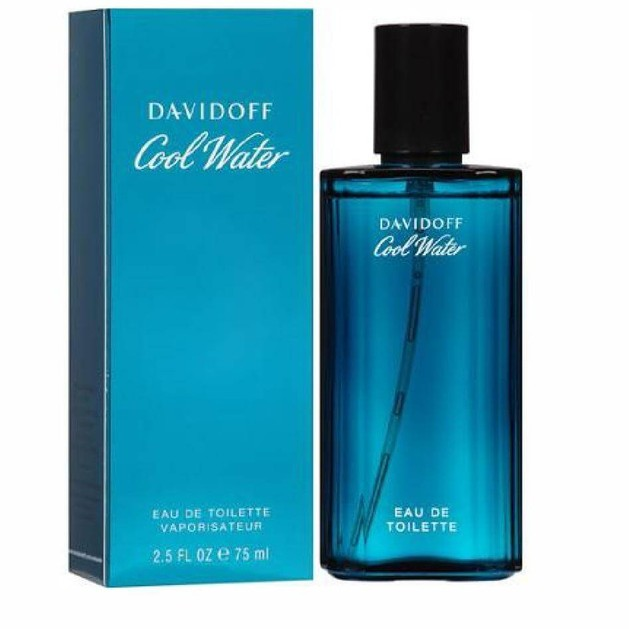 Davidoff Cool Water Eau De Toilette 75ml (man)
