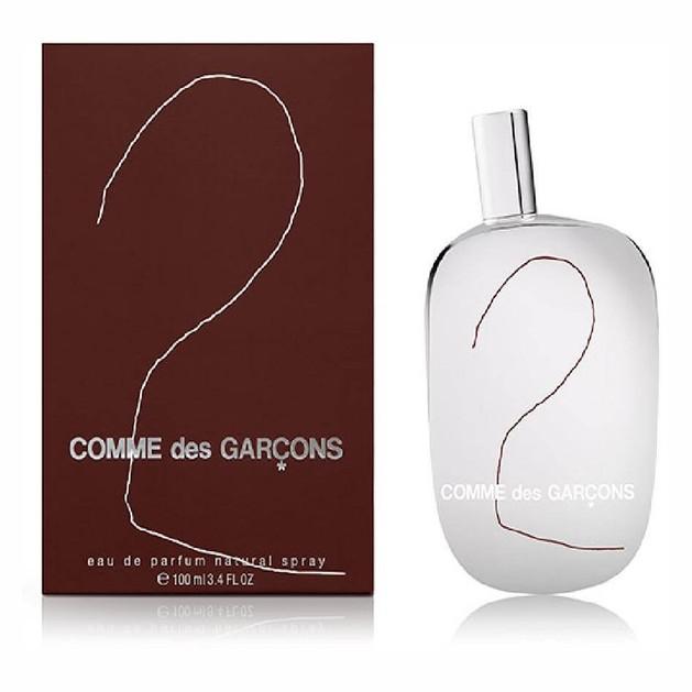 Comme des Garcons 2 eau de parfum 100ml