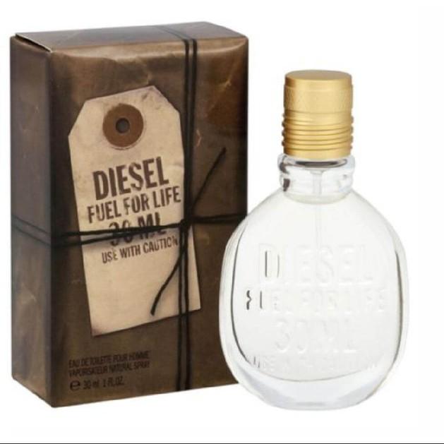 Diesel FUEL FOR LIFE Pour Homme Eau De Toilette 30ml