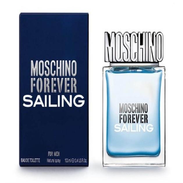 Moschino Forever Sailing For Men Eau De Toilette 100 ml