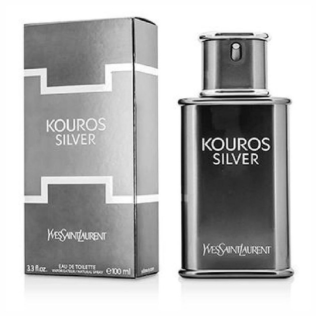Yves Saint Laurent Kouros Silver Eau de Toilette 100ml