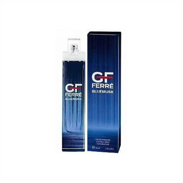 Gianfranco Ferre GF Ferre Bluemusk Eau De Toilette 60ml (UNISEX)
