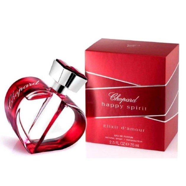 CHOPARD Happy Spirit Elixir D\'Amour Eau De Parfum 75ml