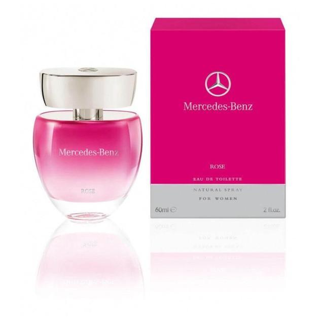 Mercedes Benz Rose Eau De Toilette 60ml
