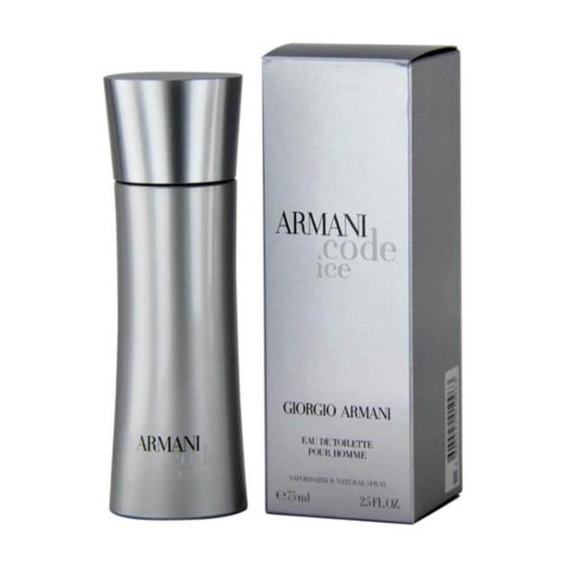 Armani Code Ice eau de toilette 75ml
