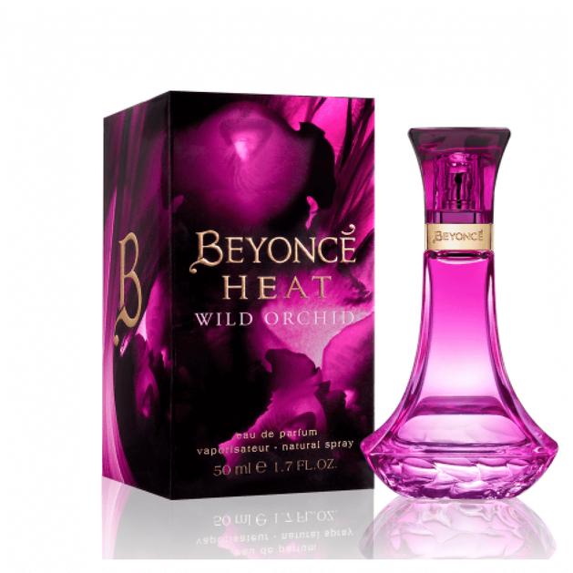 Beyonce Wild Orchid eau de parfum 100ml